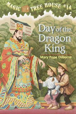 Day of the Dragon King book