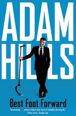 Best Foot Forward by Adam Hills