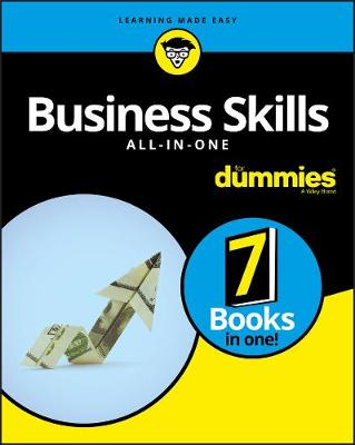 Business Skills All-in-One For Dummies book