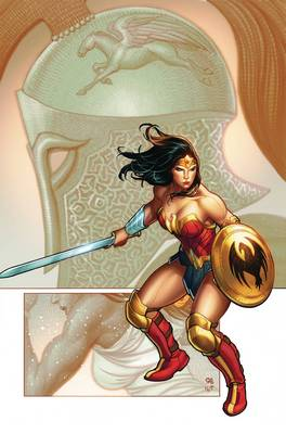 Wonder Woman: Her Greatest Battles TP by Jimmy Palmiotti