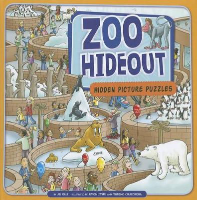 Zoo Hideout by Jill Kalz