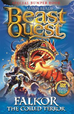 Beast Quest: Falkor the Coiled Terror by Adam Blade