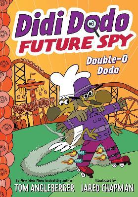 Didi Dodo, Future Spy by Tom Angleberger