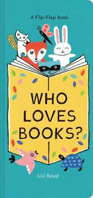 Who Loves Books? book