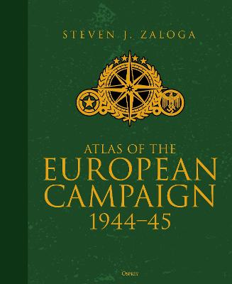 Atlas of the European Campaign book