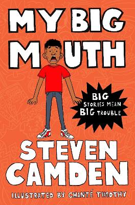 My Big Mouth book