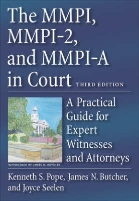 MMPI, MMPI-2, and MMPI-A in Court by Kenneth S. Pope