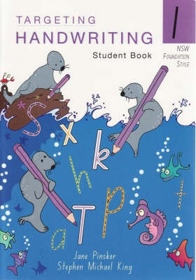 Targeting Handwriting: NSW - 1: NSW - 1: Student Book by Jane Pinsker