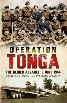 Operation Tonga book