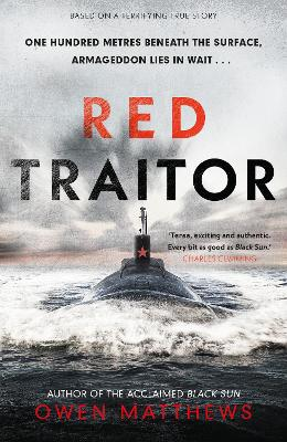 Red Traitor book