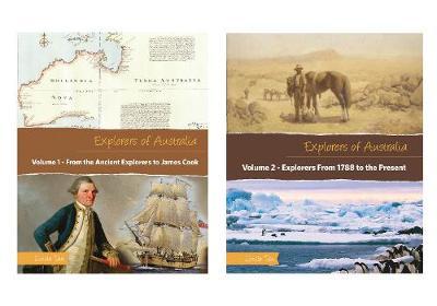 Explorers of Australia 2 Book Pack book