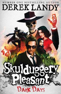 Skulduggery Pleasant #4: Dark Days book
