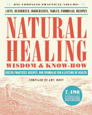 Natural Healing Wisdom & Know How by Amy Rost