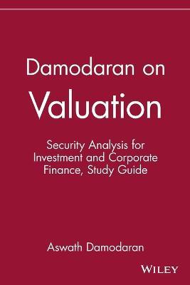 Damodaran on Valuation by Aswath Damodaran