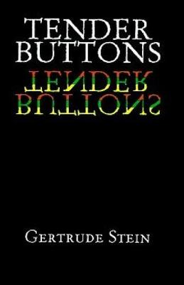 Tender Buttons book