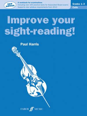 Cello Grades 1-3 by Paul Harris