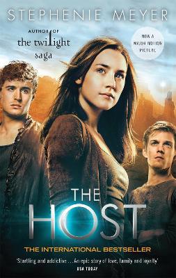 The Host Film Tie In by Stephenie Meyer