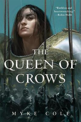 The Queen of Crows by Myke Cole