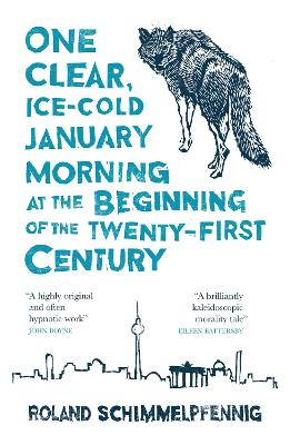 One Clear Ice-cold January Morning at the Beginning of the 21st Century by Roland Schimmelpfennig
