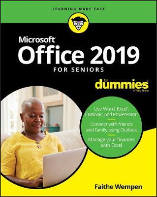 Office 2019 For Seniors For Dummies book