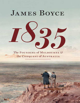 1835 by James Boyce