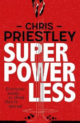 Superpowerless book