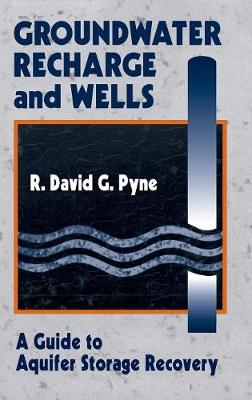 Groundwater Recharge and Wells book
