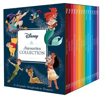 Disney Favourites Collection (15 Books) book