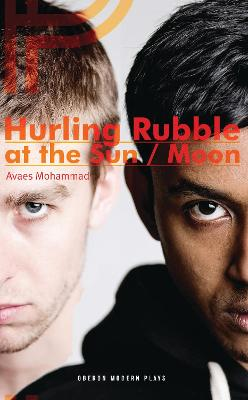 Hurling Rubble at the Sun / Moon by Aveas Mohammad