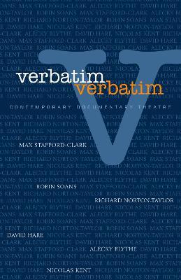 Verbatim by Dan Steward