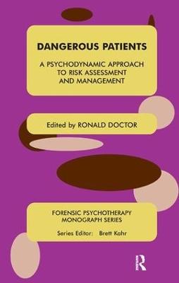 Dangerous Patients book