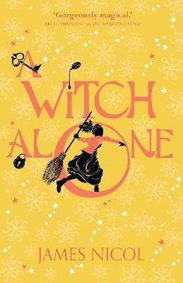 A Witch Alone by James Nicol