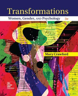 Transformations: Women, Gender and Psychology book