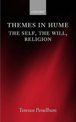 Themes in Hume by Terence Penelhum
