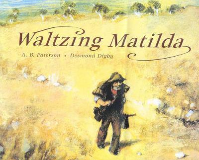 Waltzing Matilda by Desmond Digby