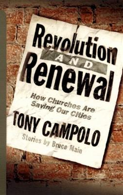 Revolution and Renewal by Tony Campolo