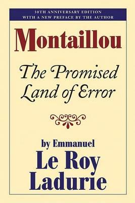 Montaillou by Emmanuel Le Roy Ladurie