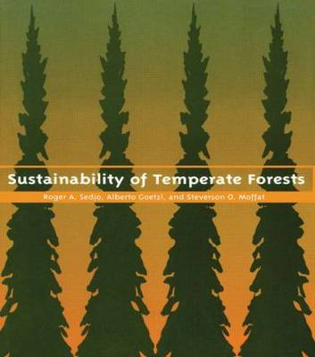 Sustainability of Temperate Forests book