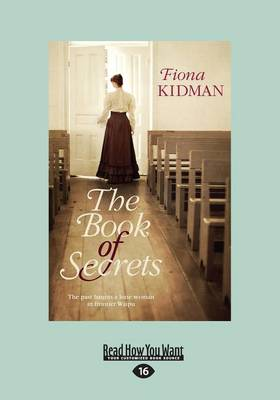The The Book of Secrets by Fiona Kidman
