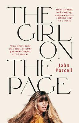 The The Girl On The Page by John Purcell