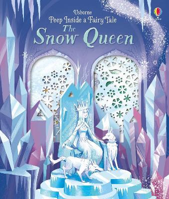 Peep Inside a Fairy Tale Snow Queen book
