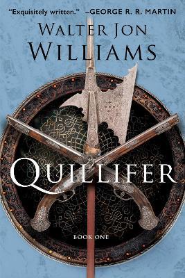 Quillifer book