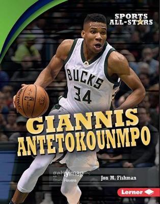 Giannis Antetokounmpo by Jon M Fishman