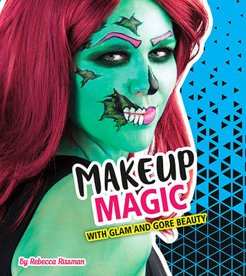 Makeup Magic with Glam and Gore Beauty book
