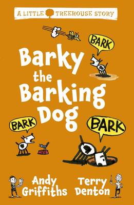 Barky the Barking Dog book