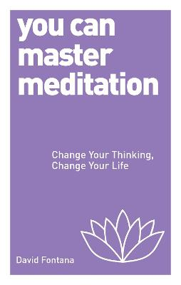 You Can Master Meditation book