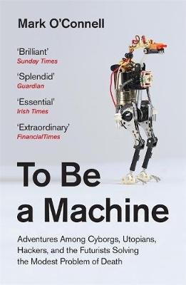 To Be a Machine book