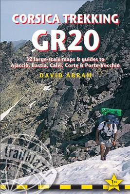 Corsica Trekking - GR20 by David Abram