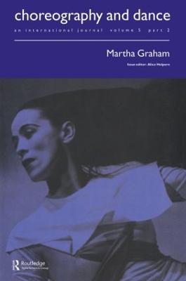 Martha Graham book