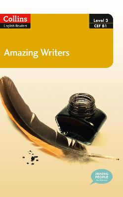 Amazing Writers by Anne Collins